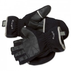 Fleece Fold-Over Gloves