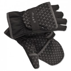 Soft Shell Foldover Gloves
