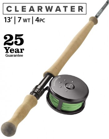 Clearwater Spey 1307-4 13'...