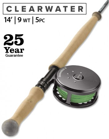 Clearwater Spey 1409-5 14'...